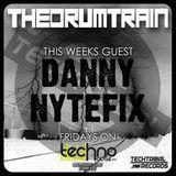 Danny Nytefix - THE DRUMTRAIN on TECHNOHOUSE.FM