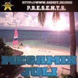 DJ Sepp - Megamix Juli 2003