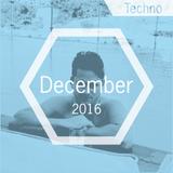 Simonic - December 2016 Techno Mix