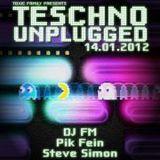 2012-01-14_SteveSimon@TeschnoUnplugged @ Bar99, Frankfurt, GER