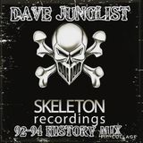 Skeleton Recordings 92-94 History Mix
