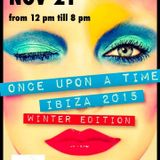 Live from 'Once Upon a Time' Ibiza November 2015 by David Phillips and Marco Yanes
