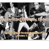 The 20-Flight Rockabilly Show Episode 74 January 7th, 2018 Happy Birthday, Elvis!