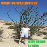 Music for Space Hoppers with Bernie Arthur on Howler Radio 191017