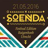 Chris Liebing (CLR Records) @ Java Stage - Soenda Festival 2016, Ruigenhoek - Groenekan (21.05.2016)
