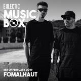 EKLECTIC MusicBox - Mix Of February 2019 By FomalHaut