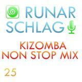 Runar Schlag ~ Kizomba 2018 NonStopMix 01 #025