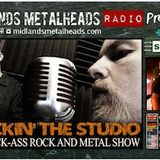 Rockin the studio Sunday May 5th - Euro Rocking-Song Contest