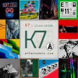 K7_007 @ antenAZero - 12.set.2018