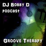 DJ Bobby D - Groove Therapy 166 @ Traffic Radio (19.01.2016)