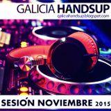 Sesión Novembro 2015 Galicia Hands Up!, Mixed By Aessi