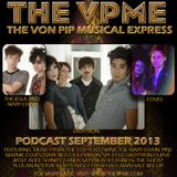 The Von Pip Musical Express - September 2013