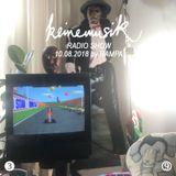 Keinemusik Radio Show by Rampa 10.08.2018