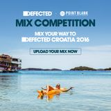 Defected x Point Blank Mix Competition: DJ MAD aka GustavM