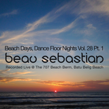 15.11.20 Beach Days, Dance Floor Nights Vol.28 Pt.1 - Beau Sebastian Live @ Batu Belig Beach, Bali