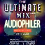 Nemesis - The Ultimate Mix Radio Show 17/3/2015 (Guest Audiophiler)