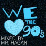 We Love the 90's Film Fest 2014 mixed by Mr. Hagan