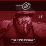 #5 | Edzy - HOUSEW3RK with Unique 3
