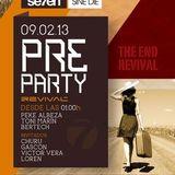 peke albeza exotic set sesion se7en pre party  the end revival