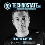 GIUSEPPE CASTANI GUEST MIX TECHNOSTATE INC. SHOWCASE #125 - DIESEL.FM