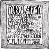 Huron @ Robot Army - M.I.K.Z. Berlin - 19.11.2011