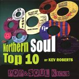 POP&SOUL KICKS #103: Northern Soul Top 10