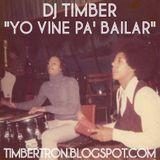 Yo Vine Pa' Bailar