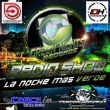 GREEN NIGHTS RECORDS RADIO SHOW 007 (Entrevista a Jose DelParke)