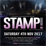 LIVE RECORDING @ STAMP (NOV 4TH 2017) (UPFRONT ROOM SECTION 1)