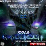X-Avenger Live Set on Radio Schizoid - March 2016