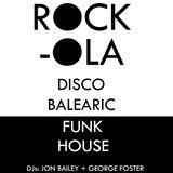 Late Night Louie #35: ROCK-OLA w DJ GEORGE FOSTER & JON BAILEY