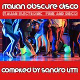 ITALIAN OBSCURE DISCO ! - COMPILED BY SANDRO LITTI