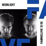 Neonlight - FABRICLIVE x Blackout Promo Mix (June 2016)