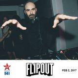 Flipout - Virgin Radio - Feb 2, 2017