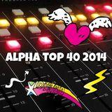 Alpha Top 40 2014 Yearmix