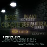 Inaki Cerqueira-Across The Dark 3ªedicion 28-3-2015