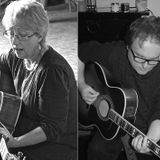 Jon Bickley & Anne Cunningham at the Invisible Folk Club Part1