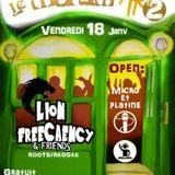 Montm'Art 2 Sound System - Lion FreeCaency and Friends