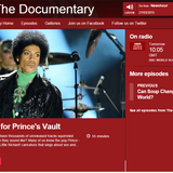 Hunting For Prince's Vault [BBC World Service 21.3.15 60 Mins]
