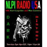 "NLPI- RADIO USA-PRESENTS DARK HISTORY ""The Twisting of Nostrodamus Predictions"""
