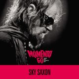 MOMENTO 60 - SPECIAL SKY SAXON  for Radio Momento 60
