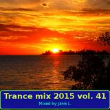 Trance mix 2015 vol. 41