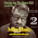 Deep in Techno 021 (12.02.18)