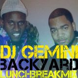 Dj Gemini #LunchBreakMix Backyard Band Edition