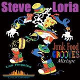 Steve Loria - Junk Food Grooves Side A and B from Cassette Dub