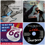 Route 66 Radio Show (26/02/17) NEW Mick McConnell and The Sharpeez plus Brian Ferry & Van Halen.