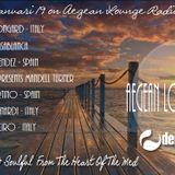 John Stoongard Exclusive Soulful Mix for Aegean Lounge Radio 19-01-2019