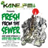 KFMP: Fresh From The Sewer 05.08.2012 - Label Spotlight 1: Ghetto Funk