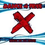 Dance4Free Vol.10 (Mixed by Dj Rayne)