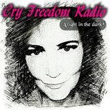 THE CRY FREEDOM SHOW LIVE: Wed 19th April 2017 with GABOR HARSANYI and KAI BOWMAN